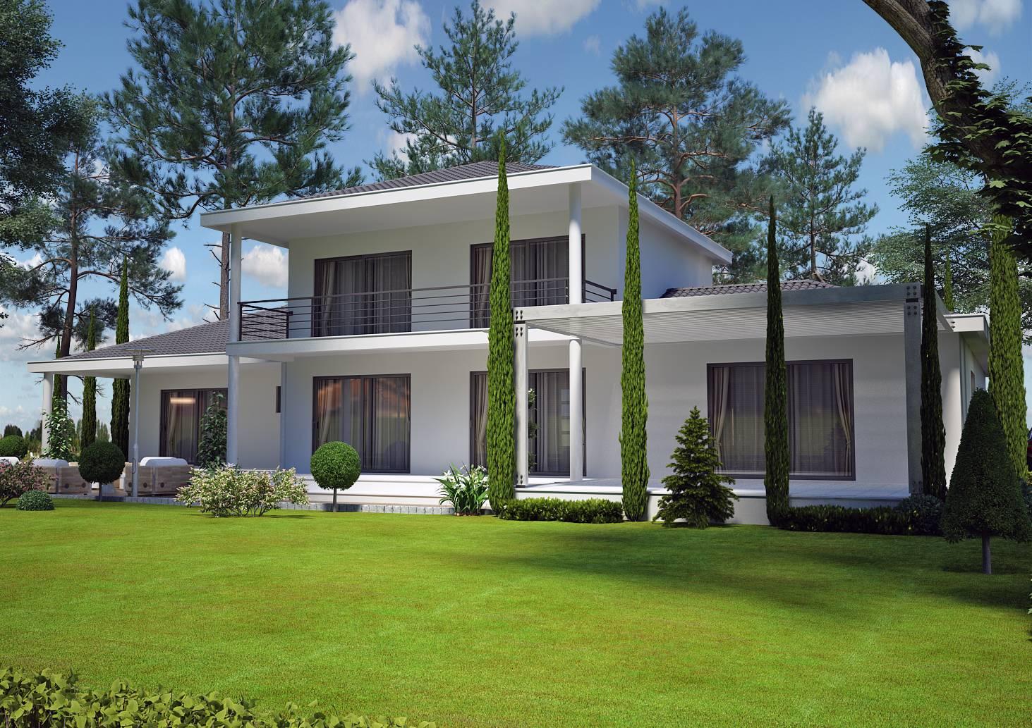 maison moderne 150m2