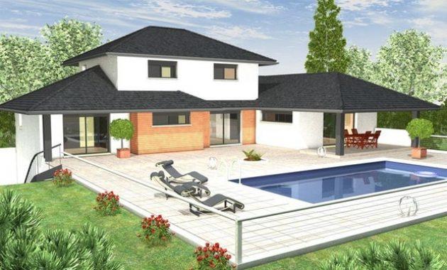 maison moderne 170m2