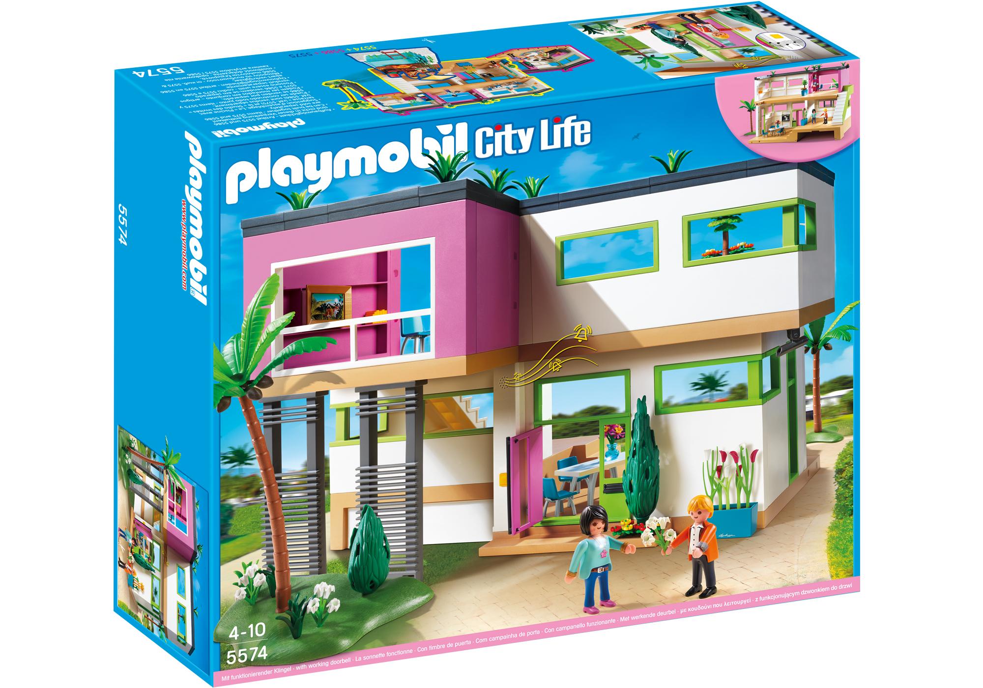 maison moderne 2015 playmobil