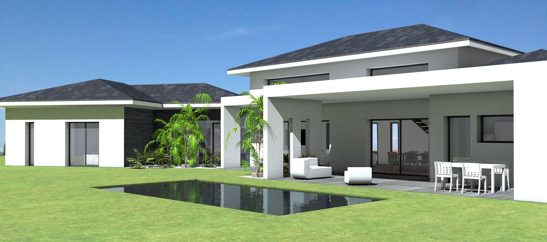 maison moderne 22