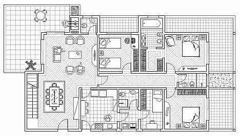 maison moderne 230m2