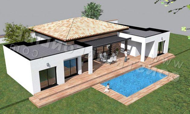 Maison moderne 3 chambres - Plans de maisons individuelles gratuits ...