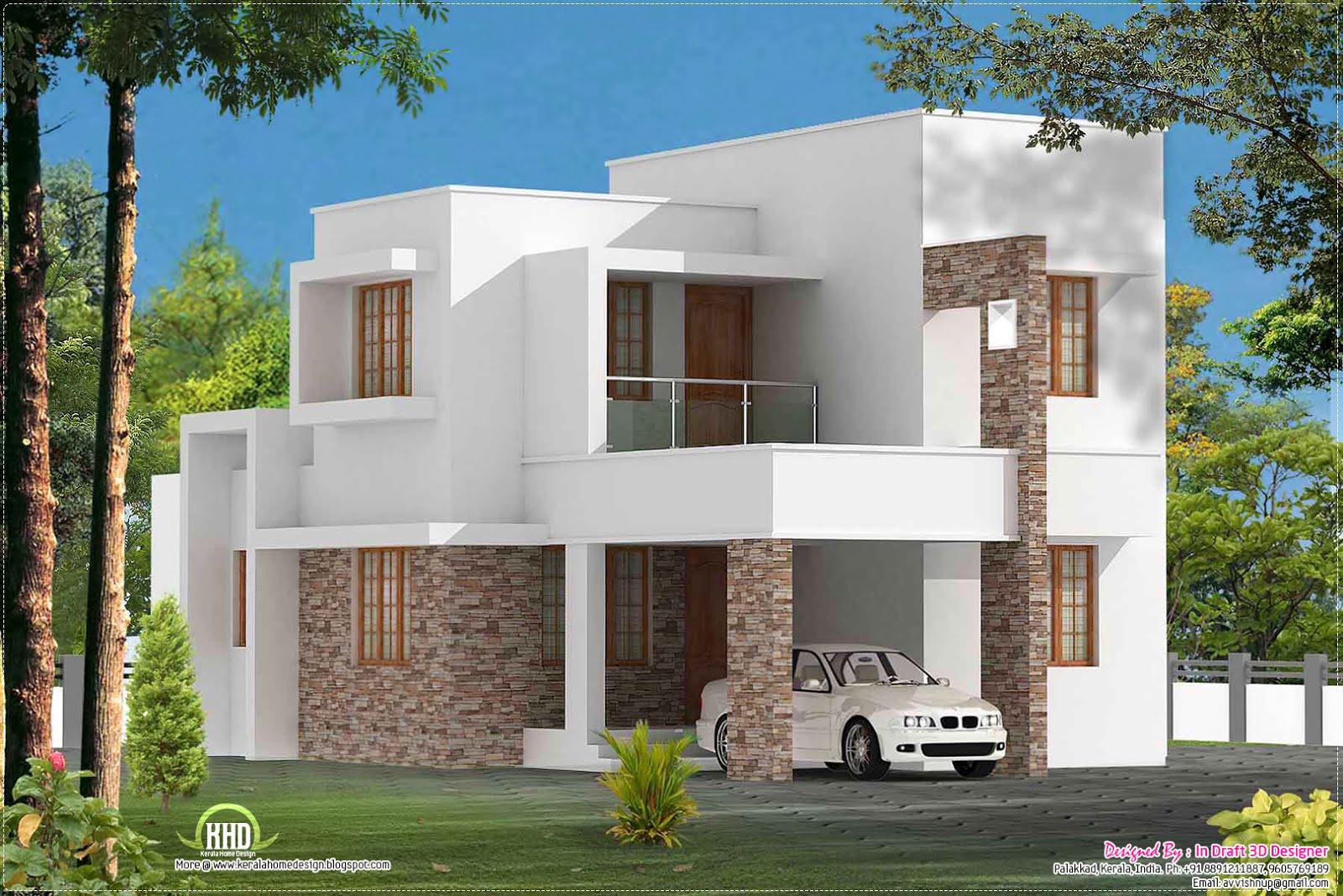 maison moderne 3 etages