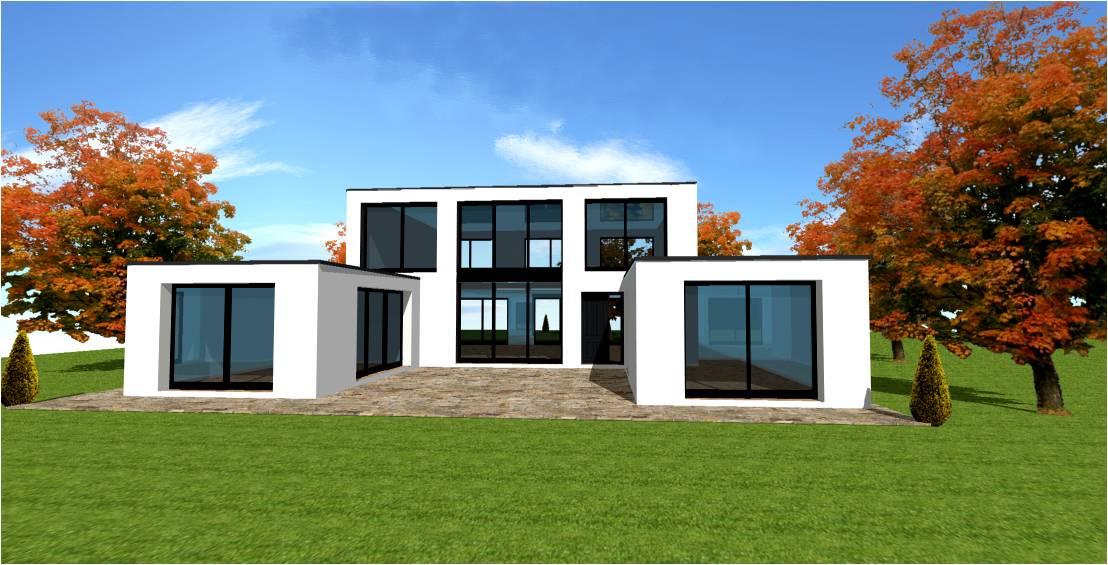 maison moderne 31