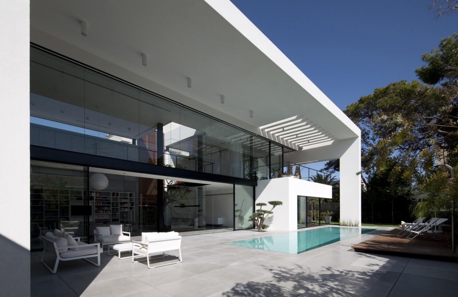 maison moderne 42