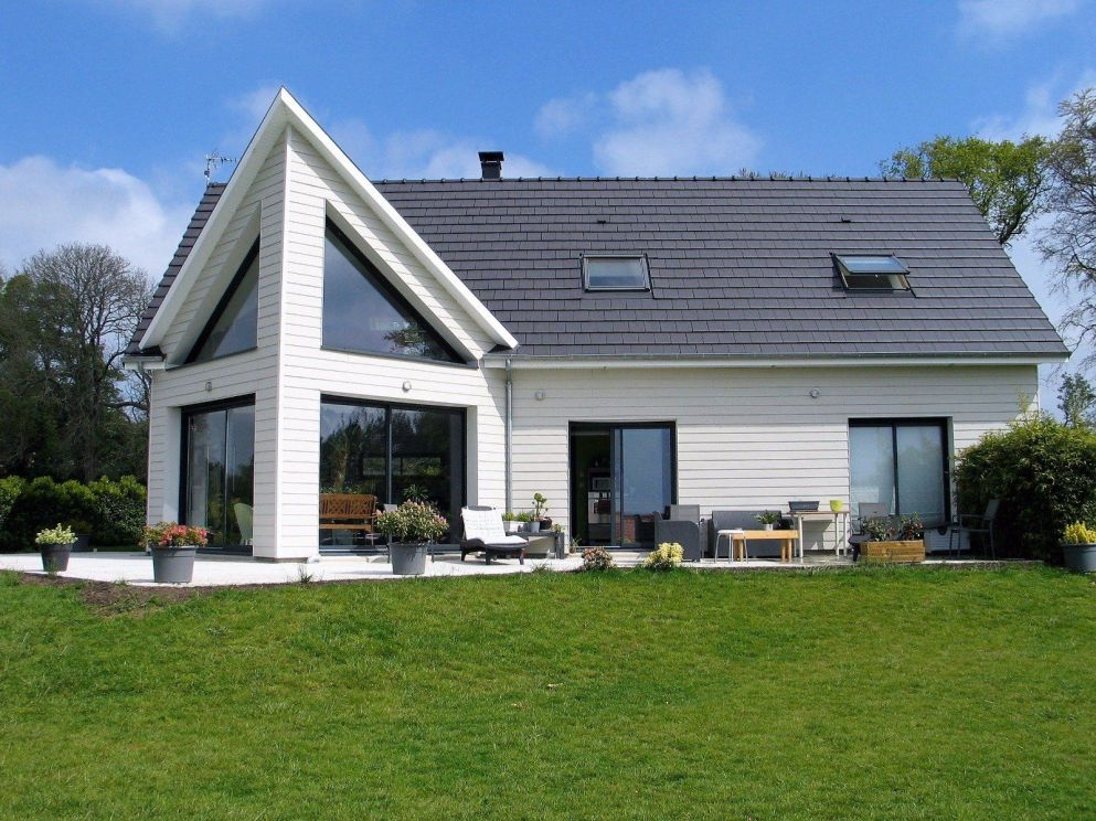 maison moderne 5 pieces