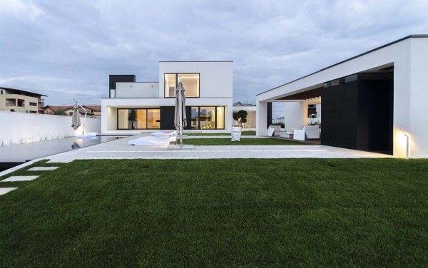 maison moderne 54