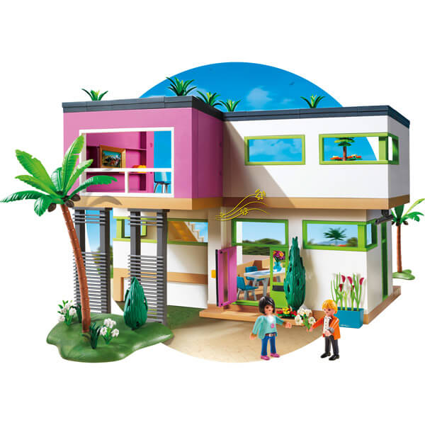 Club Villa Moderne Jouet Playmobil Villa txshQCrd
