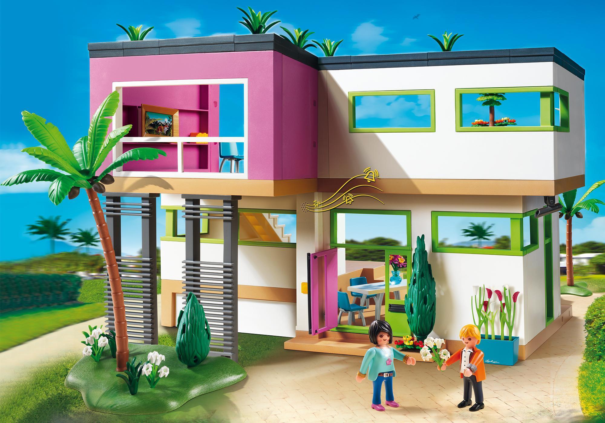 maison moderne 5576