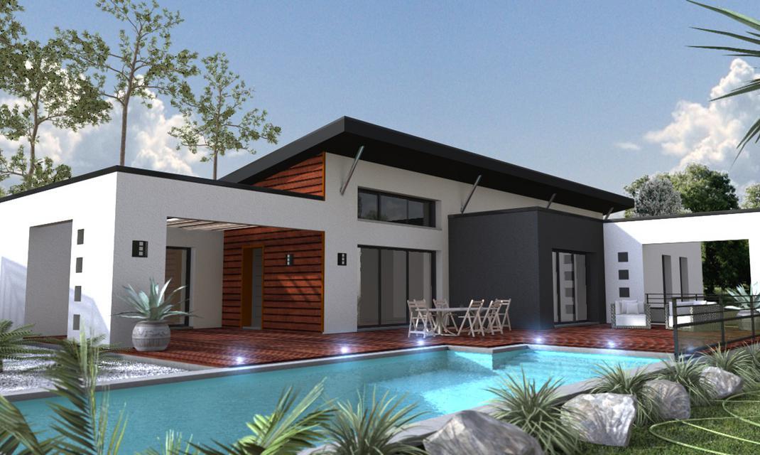 maison moderne 56