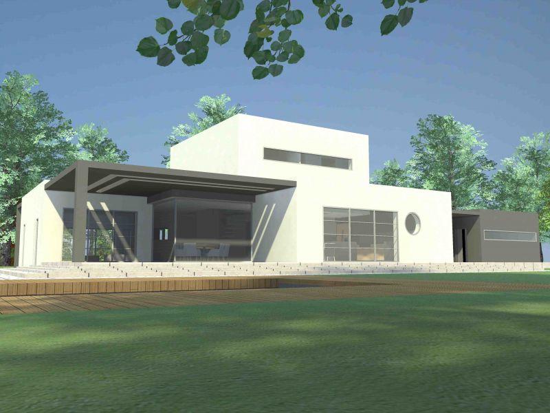 maison moderne 66