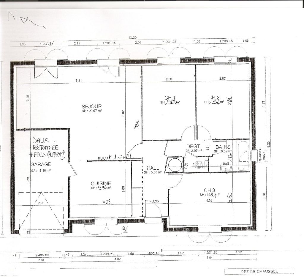 maison moderne 70m2