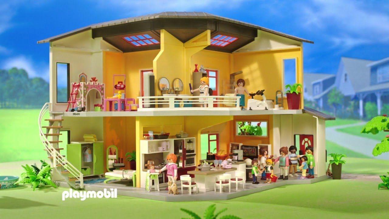 maison moderne 9266