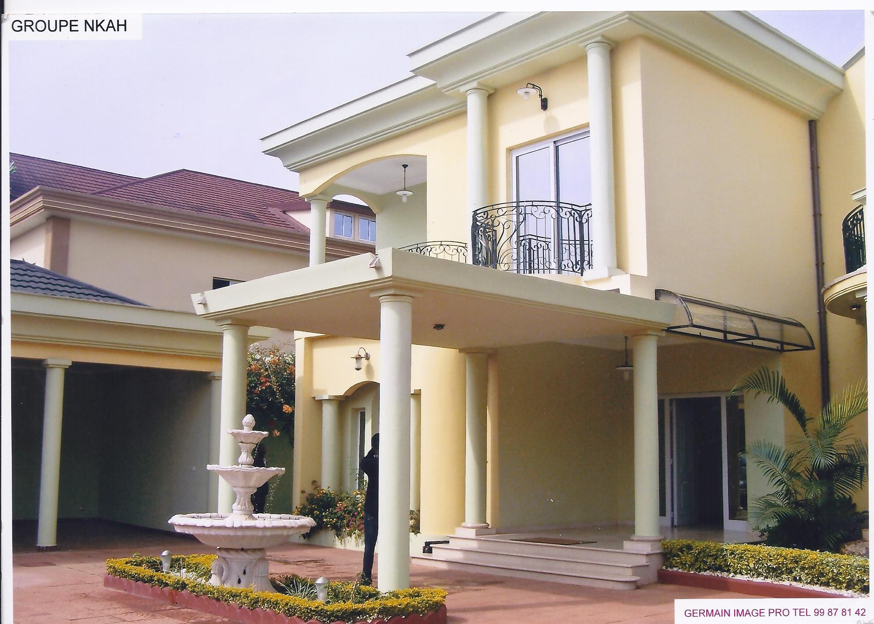 Maison moderne a louer a yaounde for Site de villa a louer