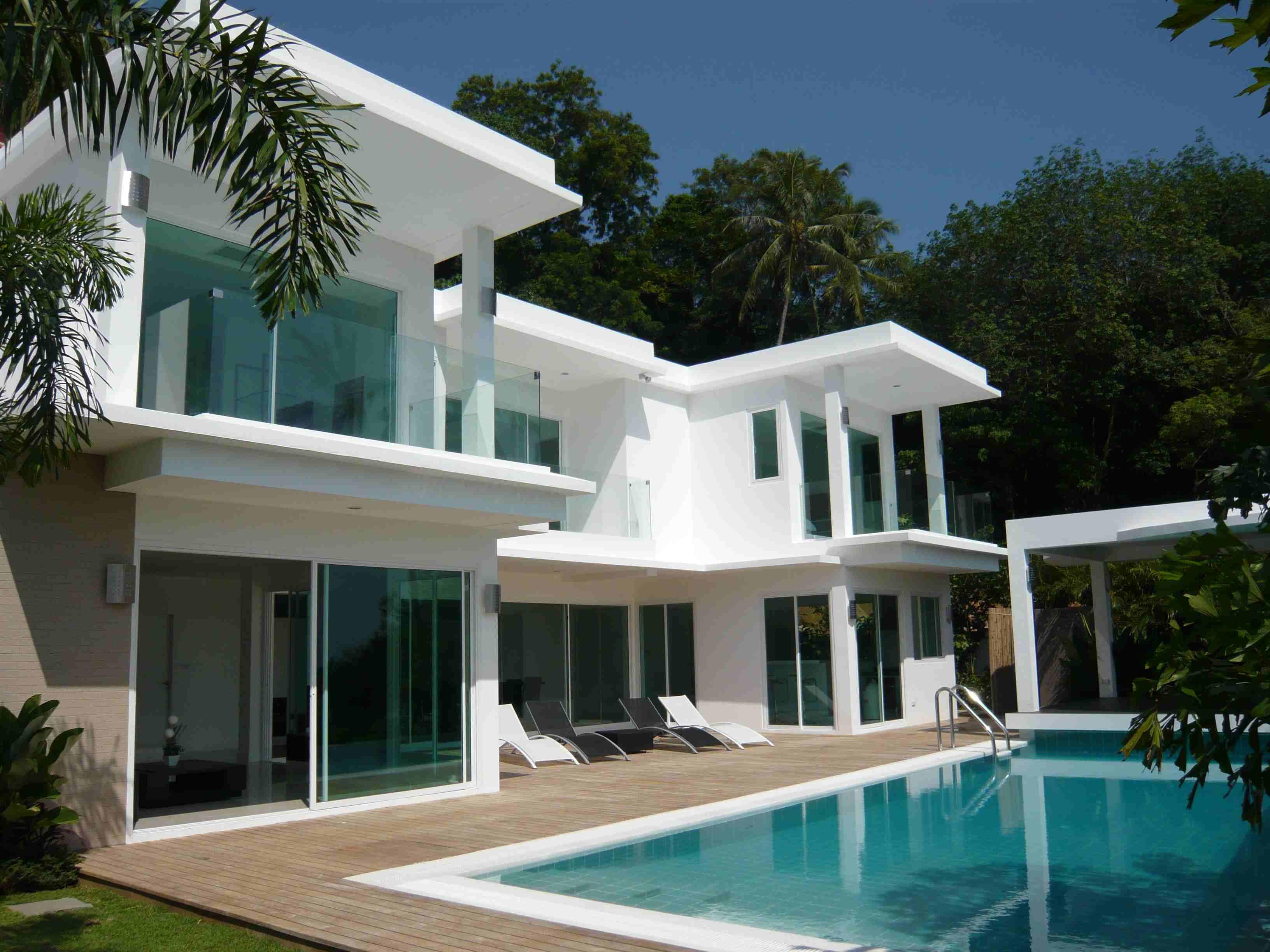 Maison Moderne A Louer
