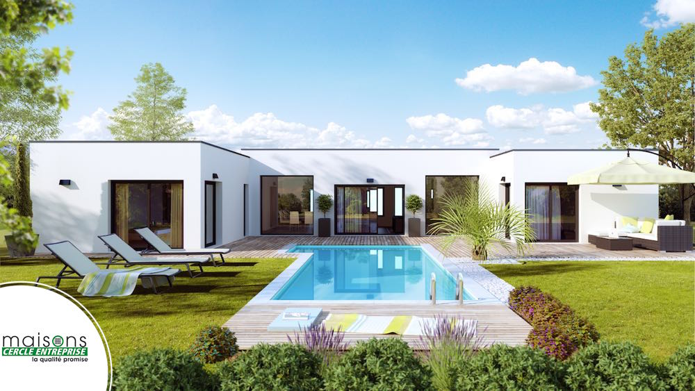 maison moderne a vendre 01