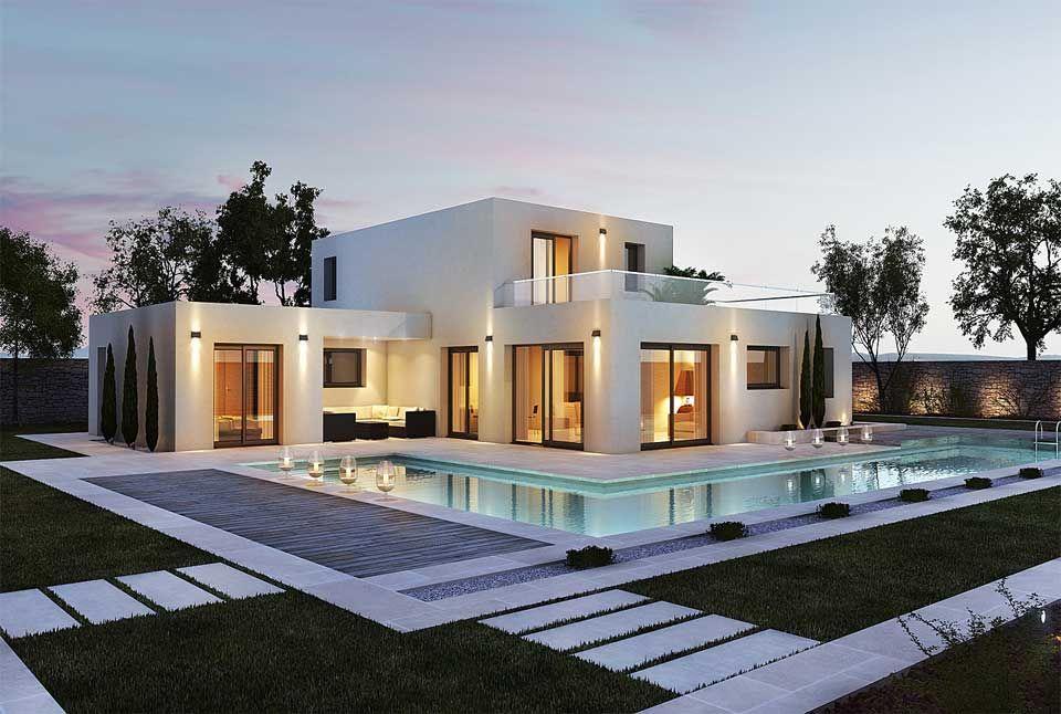 maison moderne a vendre 69