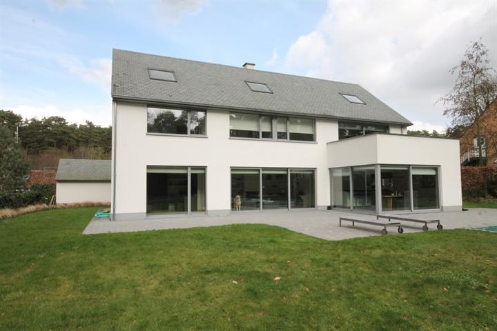 maison moderne a vendre belgique