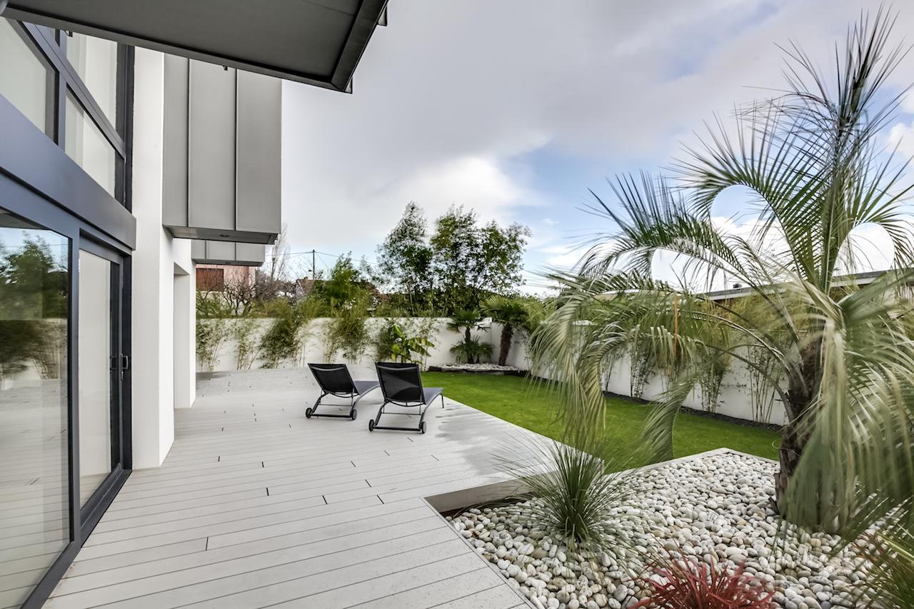 maison moderne a vendre bordeaux