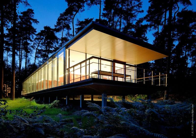 maison moderne a vendre brabant wallon