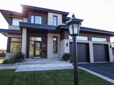 maison moderne a vendre monteregie