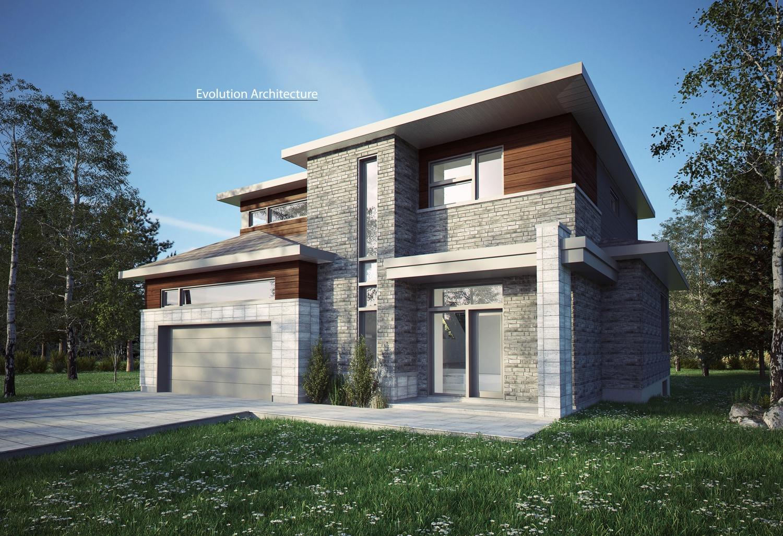 Construction maison neuve rivesud de montreal