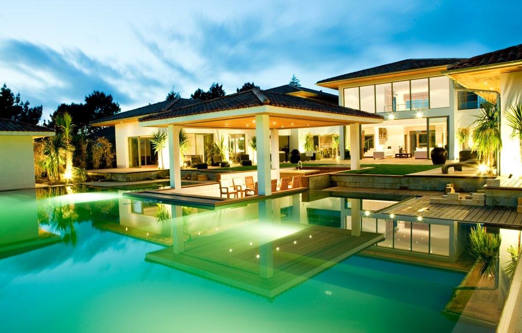 Maison moderne avec piscine a vendre - Maison a louer barcelone avec piscine ...