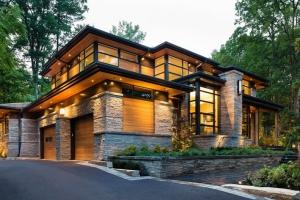 maison moderne canada