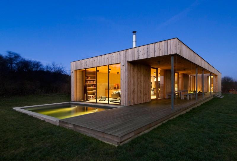 Maison Moderne En Bois En Kit - onestopcolorado.com -