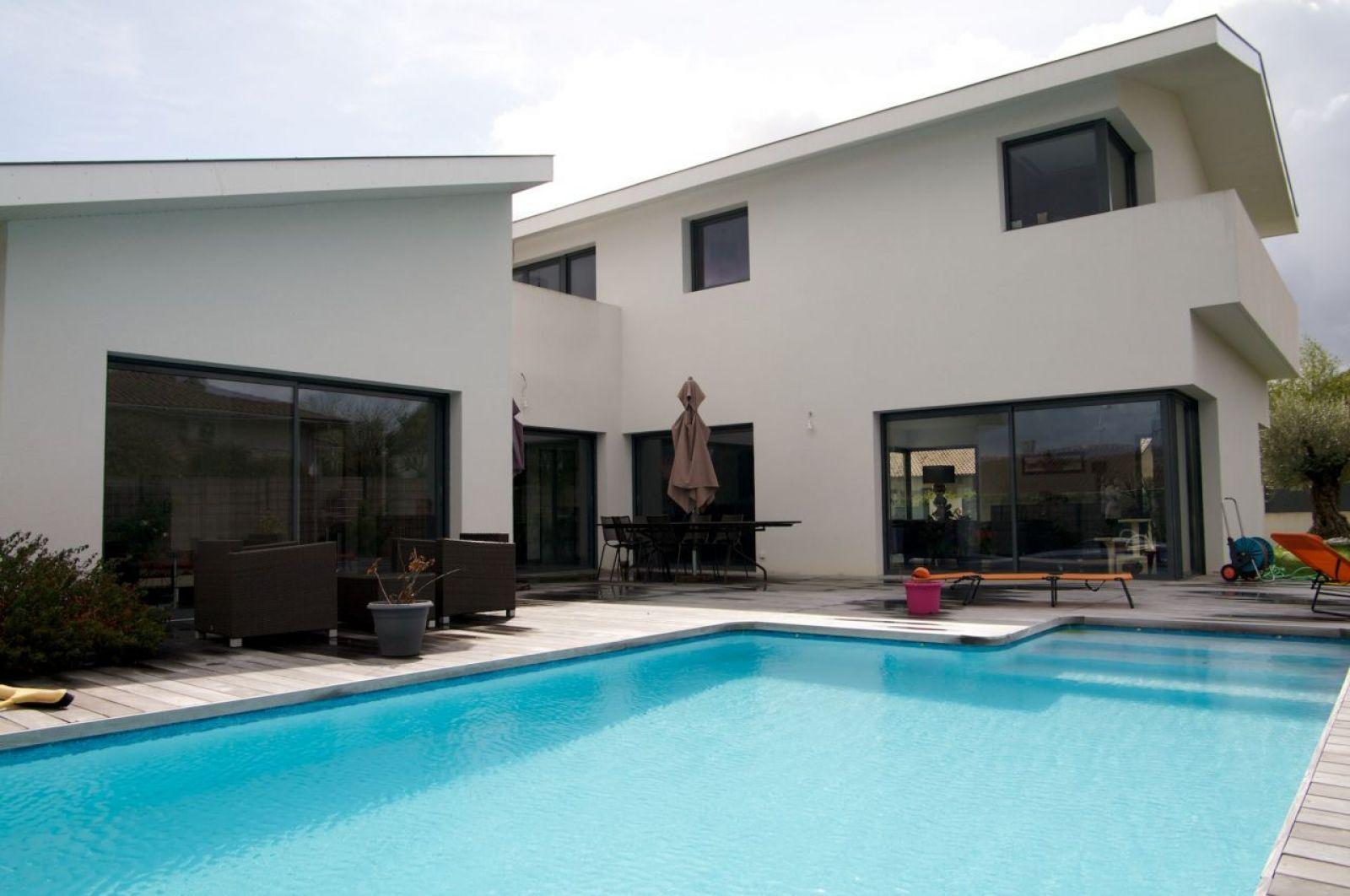 Awesome Maison Moderne Bordeaux Ideas - House Interior ...