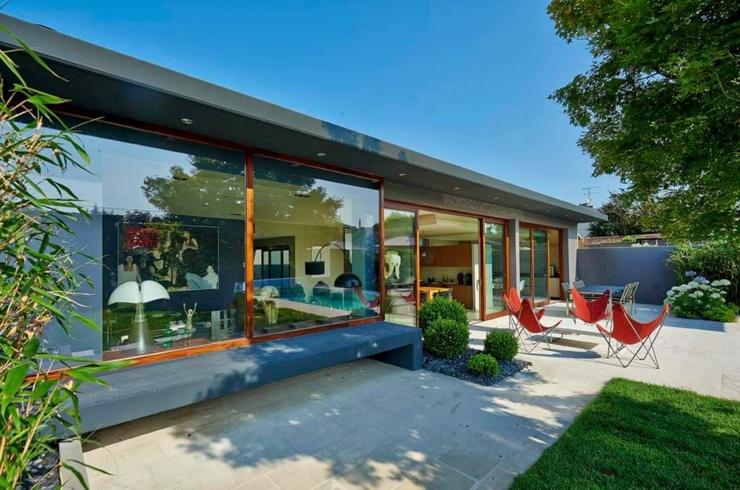 maison moderne bordeaux