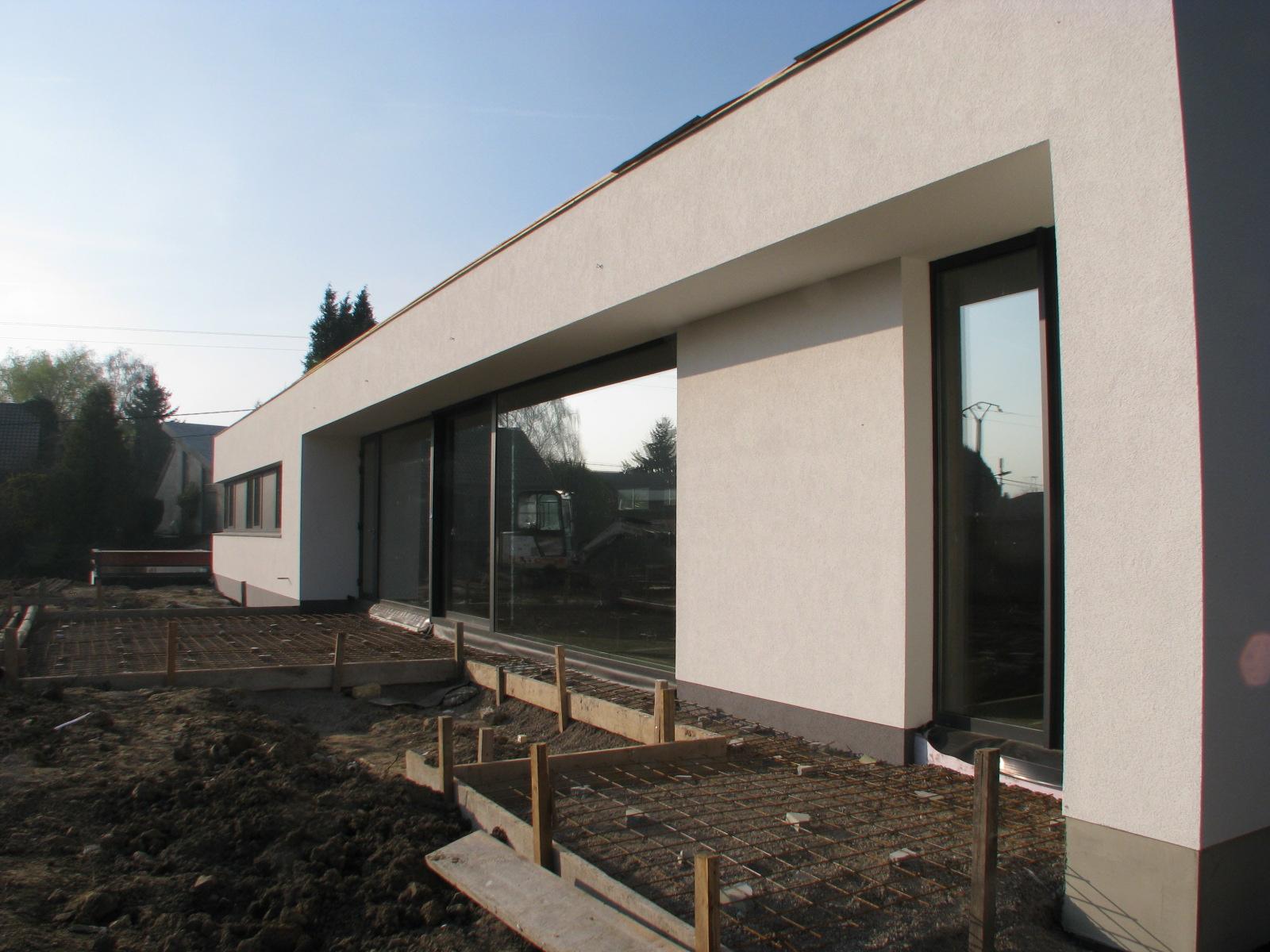 maison moderne brabant wallon