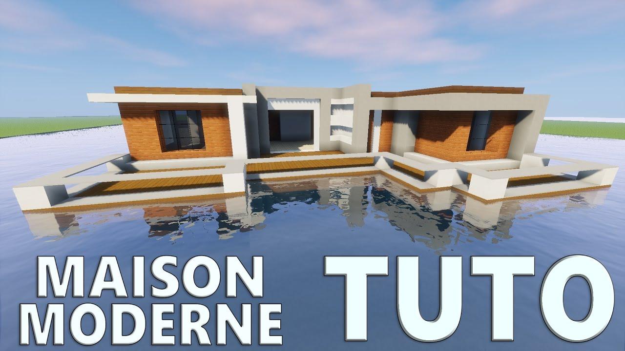 Remarkable Maison Moderne Tuto Minecraft Gallery - Best Image Engine ...