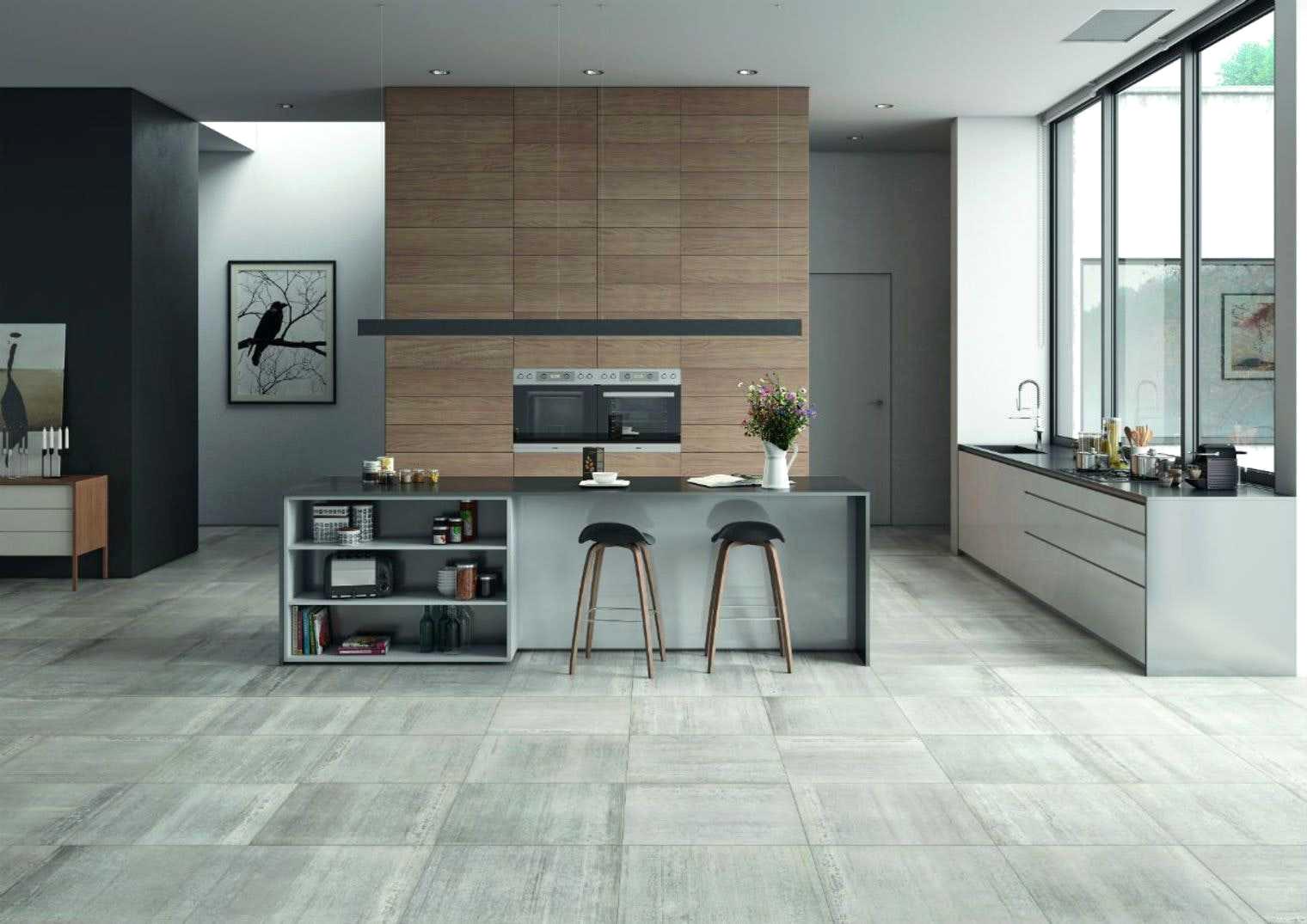 maison moderne carrelage. Black Bedroom Furniture Sets. Home Design Ideas