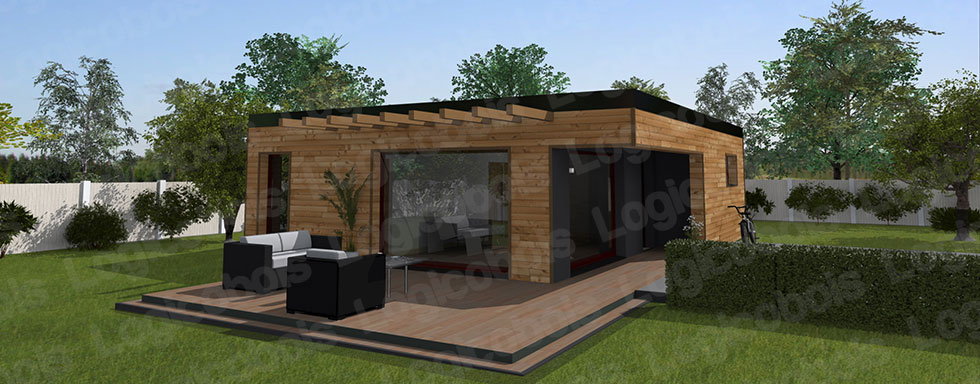 maison moderne cdiscount
