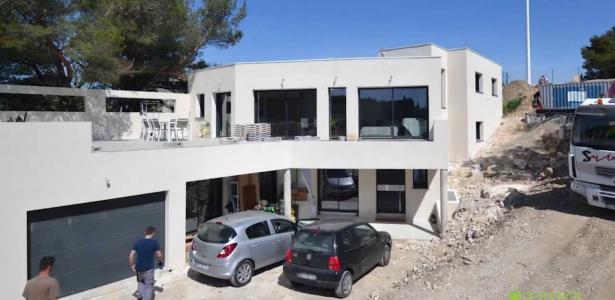 Stunning Maison Moderne Cotedazur Images - House Interior ...