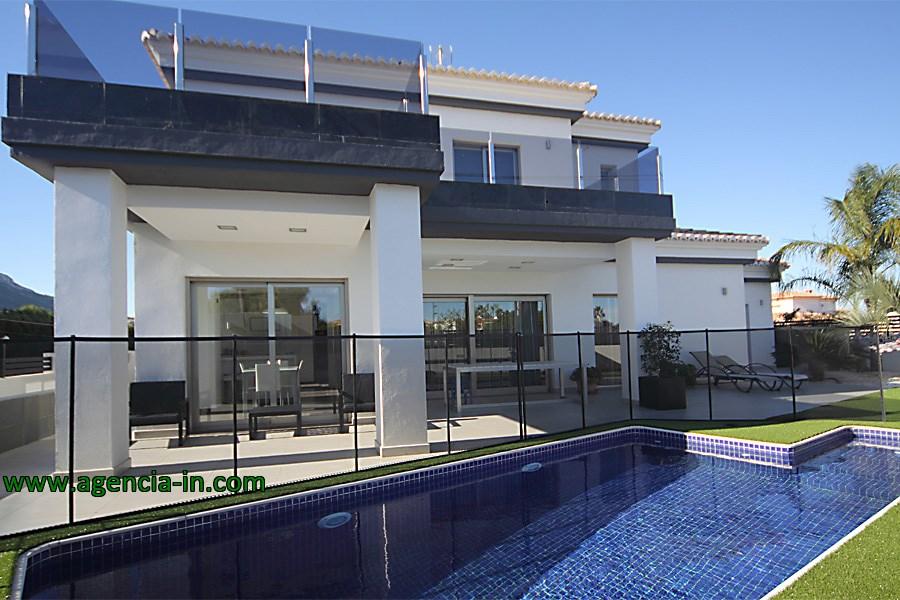 maison moderne espagne