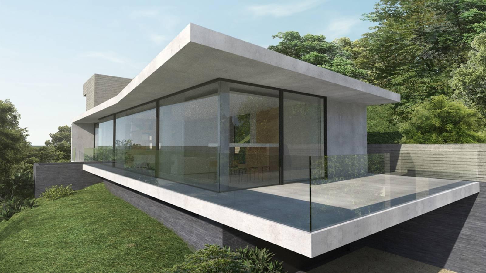 maison moderne geneve