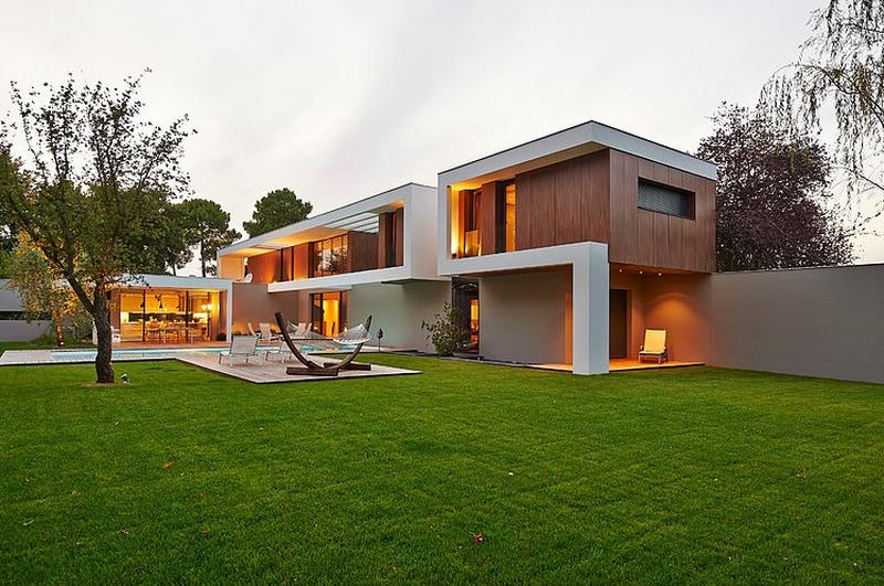 Maison Moderne Gironde