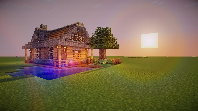 maison moderne goldendieu