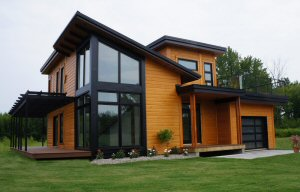 maison moderne granby