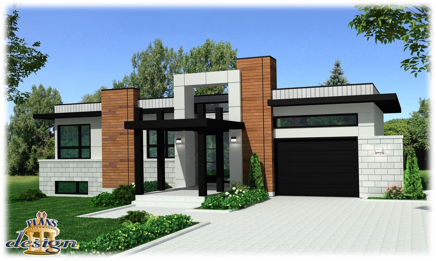 maison moderne gratuit