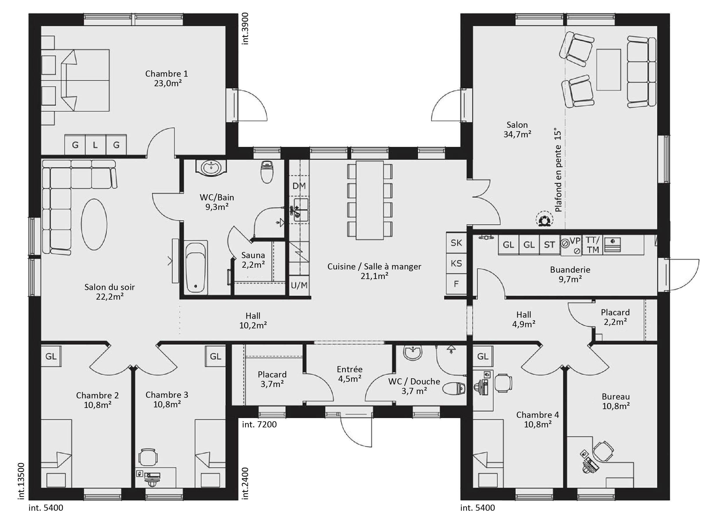 Plan Maison 3d Logiciel Gratuit Pour Dessiner