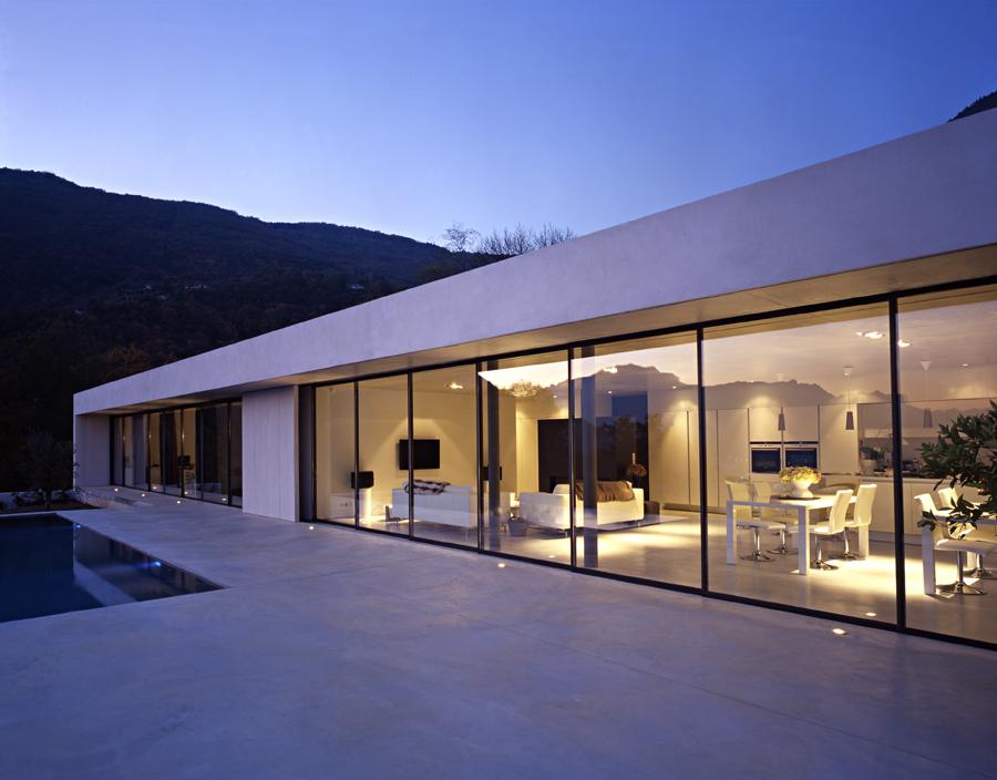 maison moderne grenoble