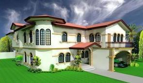 plan de maison haitienne