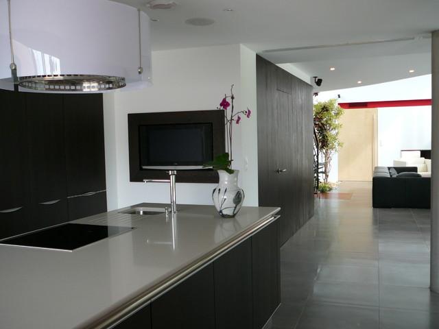 Maison moderne haut de gamme for Cuisines contemporaines haut de gamme