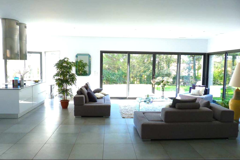 maison moderne idee. Black Bedroom Furniture Sets. Home Design Ideas