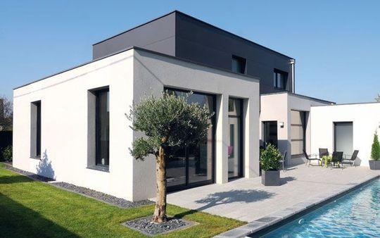 maison moderne idee