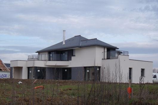 maison moderne ille et vilaine