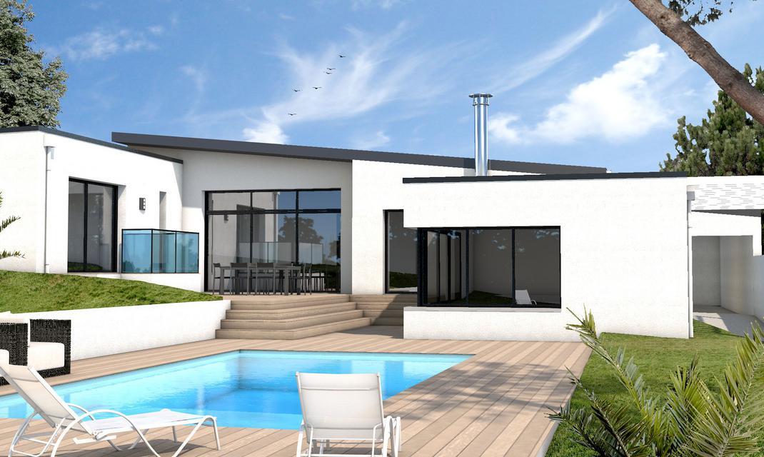 Maison moderne image for Concevez vos propres plans de maison gratuitement